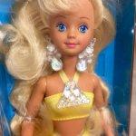 Пляжная Скиппер / Sun Jewel Skipper Barbie