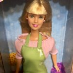 Flower shop Barbie