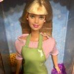 Flower shop Barbie