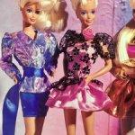 нарядный аутфит для Барби / Sparkle Pretty Fashions