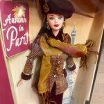 Autumn in Paris Barbie/ Барби осень в Париже