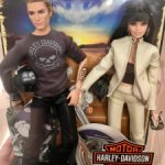 Harley Davidson Barbie and Ken set /Барби и Кен Харлей Дэвидсон сет