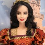 Принцесса Португалии / Princess of the Portuguese empire Barbie
