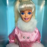 Нежная девочка / Winter Dazzle Barbie