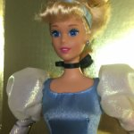 Золушка / Cinderella Sparkle Eyes Barbie