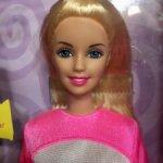 Picture pocket Barbie