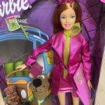 Scooby-Doo Barbie as Daphne / Барби Скуби-Ду