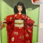 Happy new year Barbie/ Красавица в кимоно