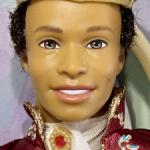 Кен Король Доминик \ King Dominic Ken The Princess and Pauper Barbie