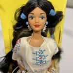 Native American Barbie / Барби из племени Апачи