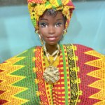 Ghanian Barbie / девочка из Ганы