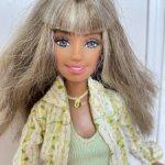 Cali Girl Ridin horse Barbie