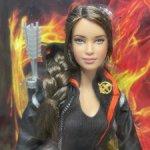 Китнисс голодные игры /Barbie The Hunger Games Katniss 2