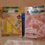Набор для изготовления розочек и подушек из ткани
