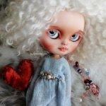 ООАК Icy doll