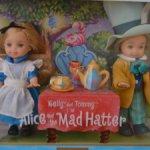 Келли набор Алиса и Безумный шляпник