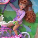 Уитни велосипедистка Bicyclin' Whitney