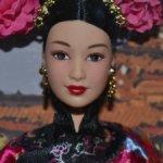 Барби принцесса Китая