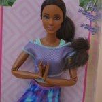 Барби йога