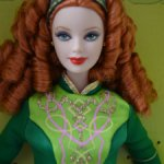 Барби Irish Dance Barbie Doll