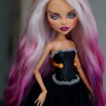 ООАК Monster High Клео..