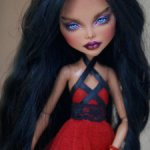 ООАК Monster High Клео.