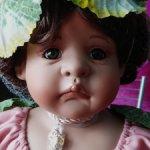 Идеальная кукла от Валентино - фарфор в искушении