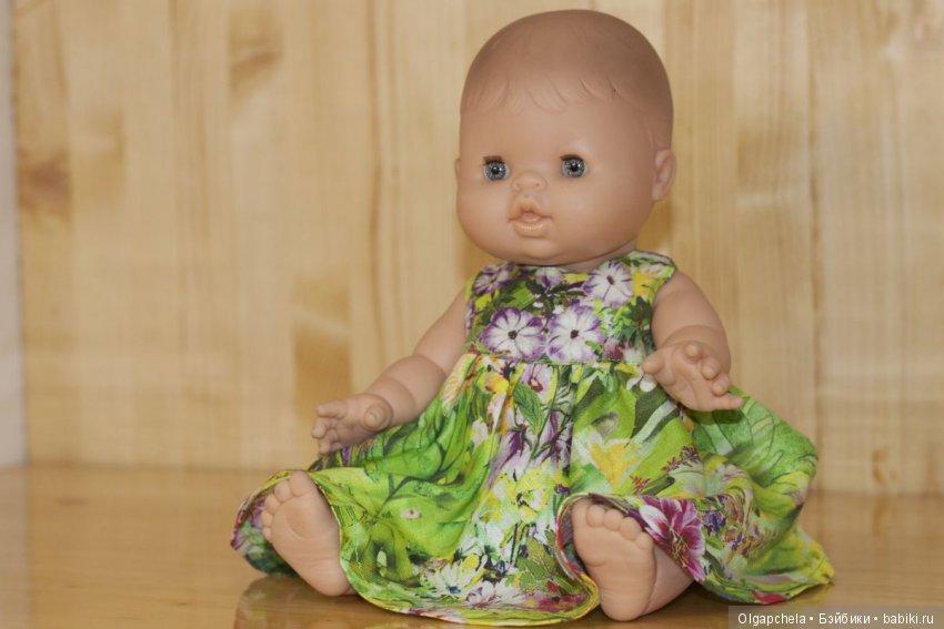 Моя первая кукла Горди