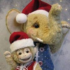 Волшебство под новогодней елкой