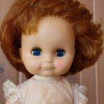 Советская кукла Лиля Нахабино СССР