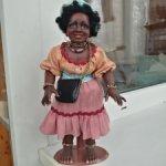 Авторская кукла кубиночка
