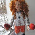 Идеальная Мелина впервые в шопике. Цвергназе от Nicole Marschollek-Menzner. Бесплатная доставка.