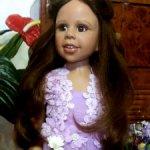 Маленькая принцесса  Winonah !