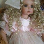 Белокурый ангелочек  Candice  .