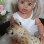 Самая красивая и нежная девочка Шелли !