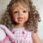 Сладенькая улыбашечка Сенди ! Очень редкая в шопике  куколка !