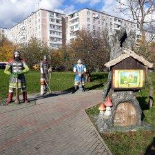Осенняя прогулка по моей Москве
