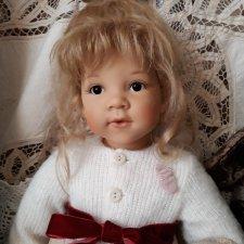 Кукла, которой невозможно налюбоваться