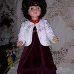 Красивая одежда для кукол 60-80 см.