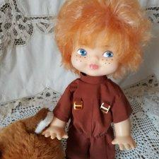 Опять кукла из СССР