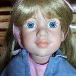 Виниловая кукла Элисон от Magic Attic Club. Рассрочка!
