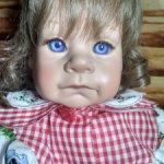 Виниловая малышка Dawn на ферме от Julie Good Kruger. #129/500. Рассрочка !