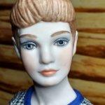Портретная кукла Нелли Блай от Lita Wilson и Muriel Kramer. 1981 год. Рассрочка!