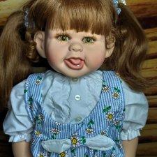 Редкая кукла Дэрси от Lloyd Middleton и Gene Schooley. #14/100. Рассрочка!
