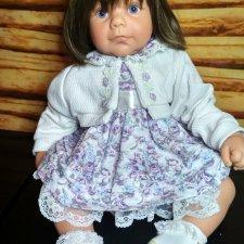 Виниловая кукла Прогулка в парке от Lee Middleton. 2001 год. Рассрочка!