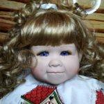 Виниловая кукла Трикси от Lloyd Middleton и Gene Schooley
