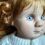 Виниловая рыженькая малышка от Lloyd Middleton и Cheri McAfooes FOS.