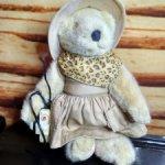 "Медвежонок Muffy Vanderbear ""Из Африки"" от North American Bear Co"