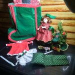 Виниловая малышка от Robin Woods. Рождественский сет. Рассрочка!