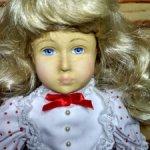 Деревянная кукла Элизабет от Timberlain. Рассрочка! 1989 год